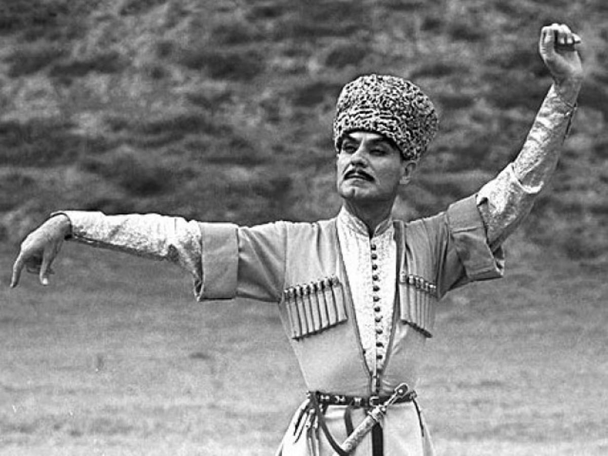 Король танца Махмуд Эсамбаев