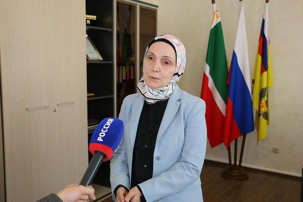 Руководитель Роспотребнадзора по ЧР  призвала жителей республики привиться от гриппа