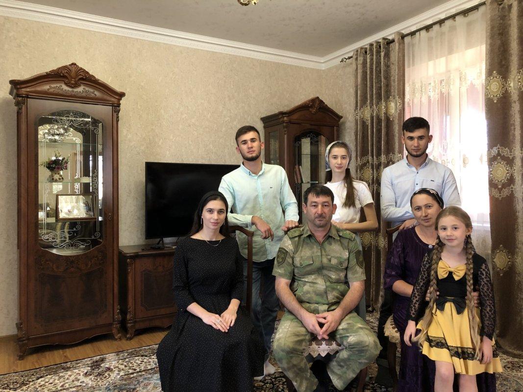 Семья Надаевых – победитель конкурса «Семья года»